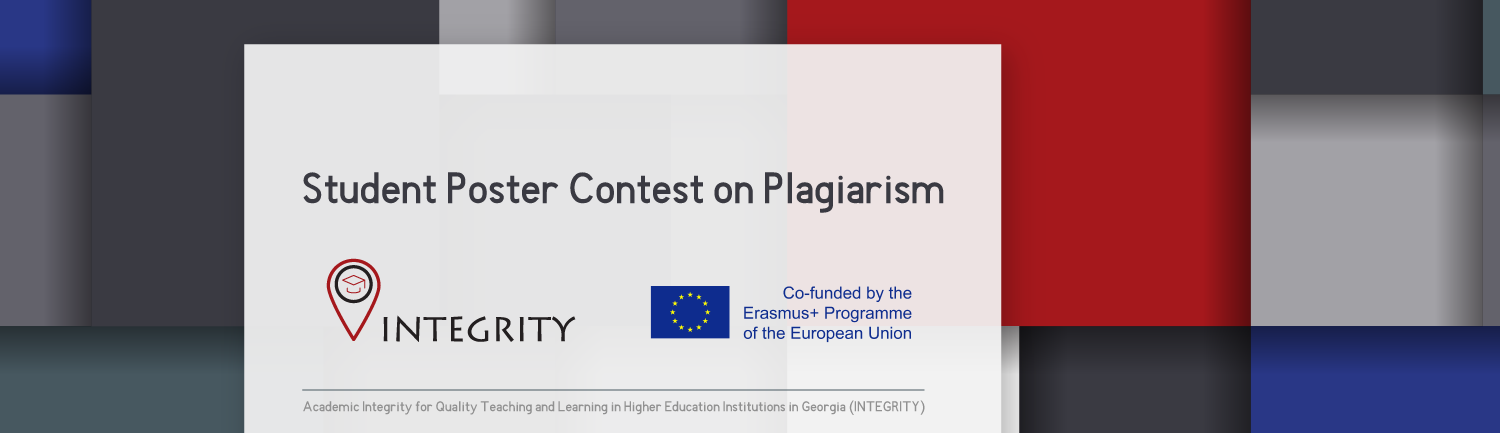 Student Poster Contest on Plagiarism
