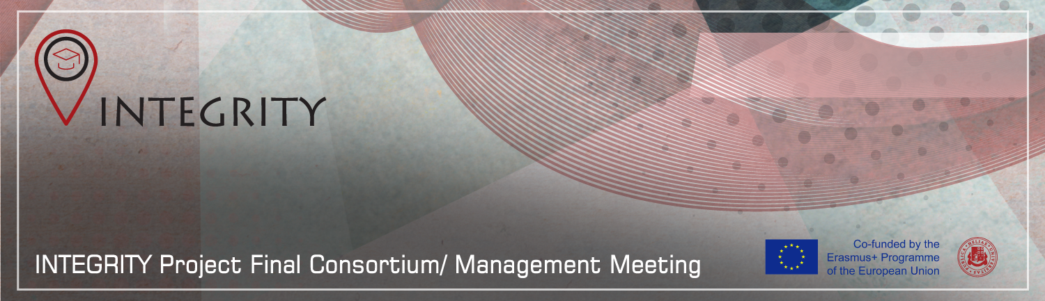 Read more about the article INTEGRITY Project Final Consortium/ Management Meeting