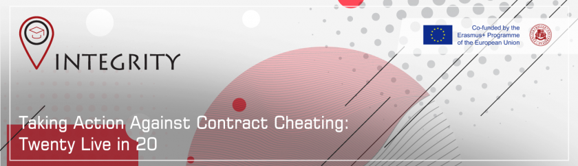 Read more about the article TAKING ACTION AGAINST CONTRACT CHEATING: TWENTY LIVE IN 20