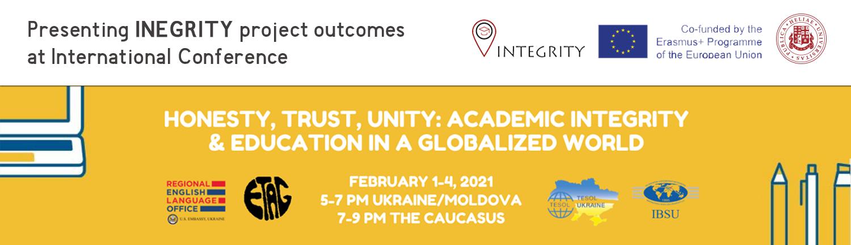 INTEGRITY პროექტის პრეზენტაცია საერთაშორისო კონფერენციაზე