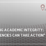 "ENQA and QAA Webinar ""Protecting and Promoting Academic Integrity: How Quality Assurance Agencies can Take Action"""